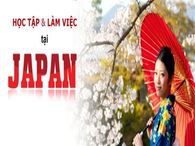 Du học Nhật Bản vừa học vừa làm