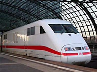 Lái tàu hỏa Đức - Học bổng Du học nghề Đức