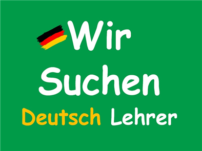 Tuyển giáo viên tiếng Đức