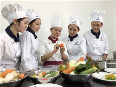 Đào tạo Chế biến món ăn Việt Nam